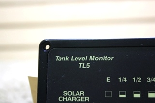 USED MOTORHOME HEART INTERFACE 84-2025-02 HEART TANK MONITOR TL5 FOR SALE