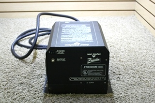 USED MOTORHOME HEART INTERFACE FREEDOM 20I INVERTER MODEL: 80-0200-12(200) FOR SALE