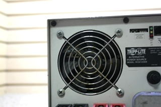 USED RV TRIPP-LITE ALTERNATIVE POWER SOURCE MODEL: RV3012OEM FOR SALE