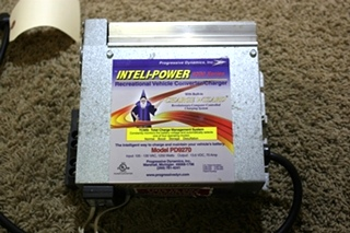 USED MOTORHOME INTELI-POWER 9200 SERIES PD9270 CONVERTER/CHARGER FOR SALE