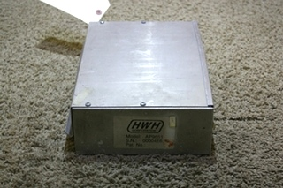 USED RV LEVELING CONTROL BOX AP9651 MOTORHOME PARTS FOR SALE