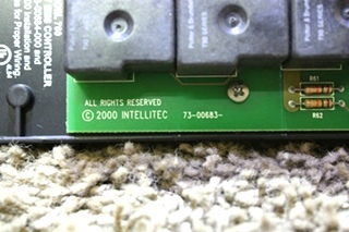 USED INTELLITEC MODEL 760 50 AMP SMART EMS CONTROLLER RV PARTS FOR SALE