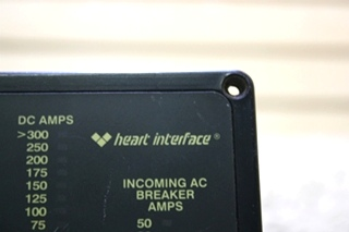 USED HEART INTERFACE HEART REMOTE 84-2056-03 MOTORHOME PARTS FOR SALE