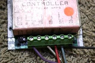 USED MOTORHOME BARKER SLIDEOUT ROOM CONTROLLER PN: 21392 FOR SALE