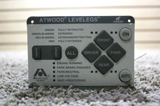 USED ATWOOD LEVELEGS 66273 TOUCH PAD RV PARTS FOR SALE