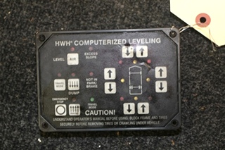 USED RV/MOTORHOME HWH CORP. LEVELING CONTROLLER PN: AP24249