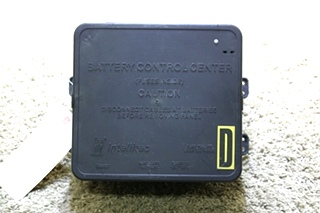 USED RV INTELLITEC BATTERY CONTROL CENTER 00-00606-100 FOR SALE
