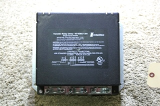 USED RV TRANSFER RELAY DELAY 00-00803-300 BY INTELLITEC FOR SALE