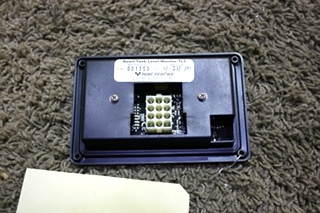 USED 84-2025-02 HEART INTERFACE TANK LEVEL MONITOR TL5 RV PARTS FOR SALE