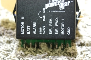 USED RV POWER GEAR SLIDE OUT CONTROLLER 510116 FOR SALE