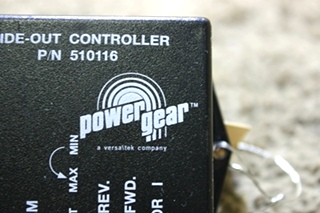 USED MOTORHOME 510116 POWER GEAR SLIDE OUT CONTROLLER FOR SALE