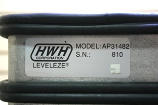 USED MOTORHOME AP31482 HWH LEVELING CONTROL RV PARTS FOR SALE