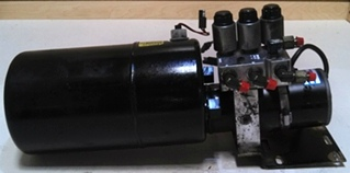 USED POWER GEAR POWER UNIT 500721 FOR SALE  **OUT OF STOCK**