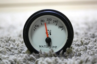 USED MOTORHOME 944382 WATER TEMPERATURE GAUGE FOR SALE