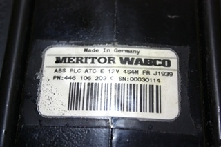 USED MERITOR WABCO 4461062030 ABS CONTROL BOARD RV PARTS FOR SALE