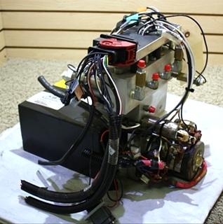 USED RV HWH HYDRAULIC PUMP AP29281 FOR SALE