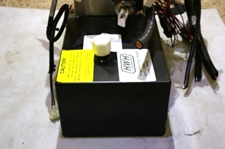 USED RV HWH HYDRAULIC PUMP AP29281 FOR SALE