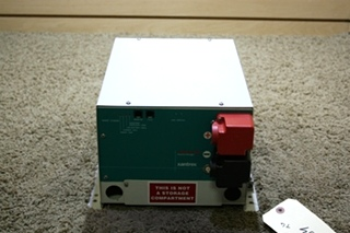 USED MOTORHOME XANTREX FREEDON 458 81-1010-12 INVERTER/CHARGER FOR SALE