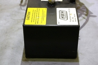 USED HWH AP21255 HYDRAULIC PUMP RV PARTS FOR SALE