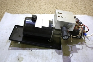 USED MOTORHOME GENERATOR SLIDE-OUT HYDRAULIC PUMP FOR SALE