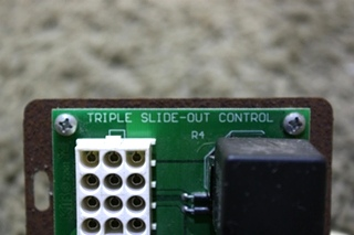 USED RV KIB TRIPLE SLIDE-OUT CONTROL BOARD 16615988 FOR SALE