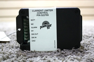 USED MOTORHOME POWER GEAR CURRENT LIMITER CONTROL 522765 FOR SALE