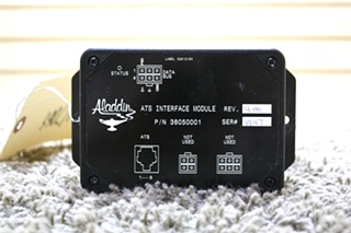 USED RV ALADDIN ATS INTERFACE MODULE 38050001 FOR SALE