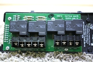 USED MOTORHOME 00-00894-200 INTELLITEC 50 AMP SMART EMS CONTROLLER MODEL 760 FOR SALE