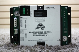 RV POWER GEAR PROGRAMMABLE CONTROL WITH ROOM LOCK 1510000121 FOR SALE