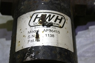 USED RV HWH AP36415 LEVELING CYLINDER FOR SALE