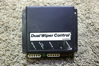 USED RV INTELLITEC DUAL WIPER CONTROL 01-00229-930 FOR SALE