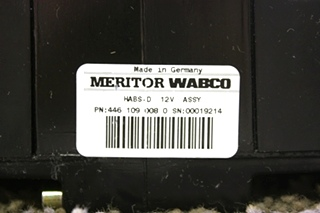 USED RV MERITOR WABCO 4461090080 ABS CONTROL BOARD FOR SALE