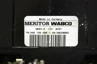 USED MERITOR WABCO ABS CONTROL BOARD 4461090080 RV PARTS FOR SALE