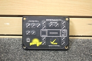 POWER GEAR/VALID MANUFACTURING LEVELING CONTROLLER PN: VTL02A006-1
