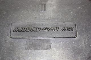 USED MOTORHOME MIDLAND-GRAU ABS CONTROL BOARD FOR SALE