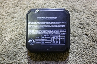 USED MOTORHOME TRANSFER RELAY DELAY 00-00568-000 FOR SALE