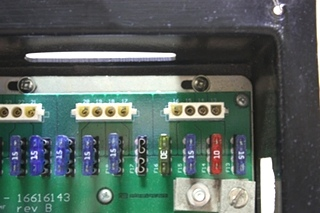 USED RV KIB FUSE BOX 16616143 FOR SALE
