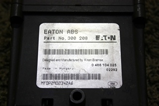 USED MOTORHOME EATON ABS CONTROL BOARDS 3002008 FOR SALE