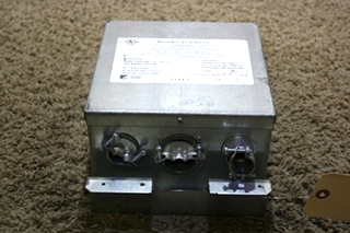 USED PARALLAX POWER SUPPLY AUTOMATIC LINE/GENERATOR SWITCH ATS 5070 RV PARTS FOR SALE