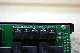 USED RV INTELLITEC 50 AMP SMART EMS CONTROLLER MODEL 760 00-00683-200 FOR SALE