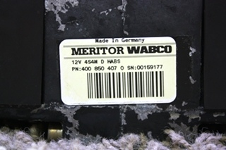 USED MOTORHOME MERITOR WABCO 4008504070 ABS CONTROL BOARD FOR SALE