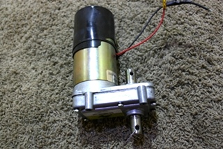 USED 522735S POWER GEAR SLIDE OUT MOTOR MOTORHOME PARTS FOR SALE