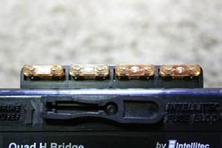 USED INTELLITEC 00-00916-120 QUAD H BRIDGE RV PARTS FOR SALE