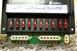 USED 00-00844-120 12V MULTIPLEX FET OUTPUT MODULE BY INTELLITEC MOTORHOME PARTS FOR SALE