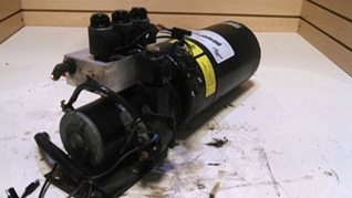 USED POWER GEAR POWER UNIT P/N 500893 FOR SALE **OUT OF STOCK**