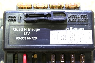 USED RV QUAD H BRIDGE BY INTELLITEC 00-00916-120 FOR SALE