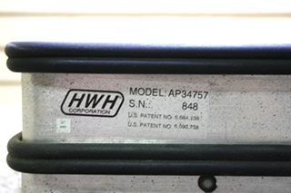 USED MOTORHOME AP34757 HWH LEVELING CONTROL FOR SALE