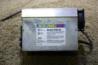 USED INTELI POWER 9100 PD9155 POWER CONVERTER MOTORHOME PARTS FOR SALE