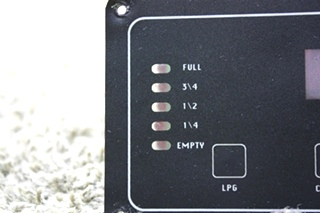 USED PLG / VOLTS MONITOR PANEL RV PARTS FOR SALE