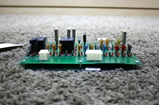 USED MOTORHOME KIB BATTERY CONTROL CENTER CIRCUIT BOARD 12VDP1203 FOR SALE